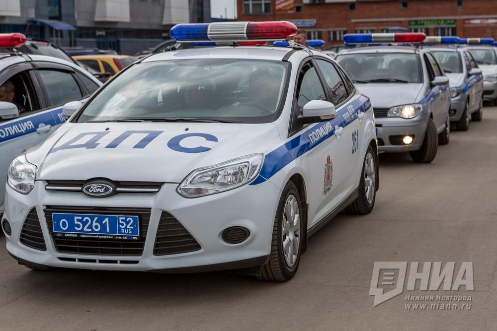 Несовершеннолетний водитель ВАЗа сбил полицейского в центре Нижнего Новгорода